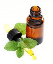 aceite esencial de menta, usos caseros
